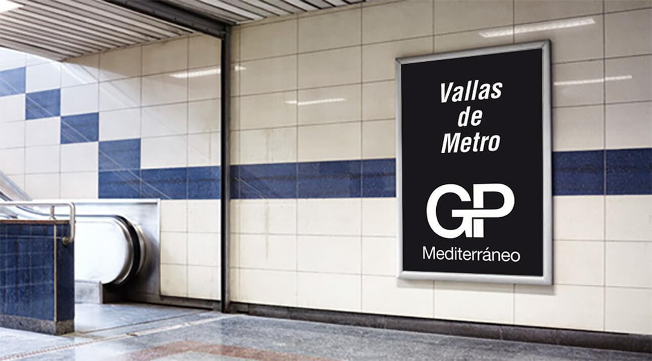 GP Mediterráneo Vallas publicitarias
