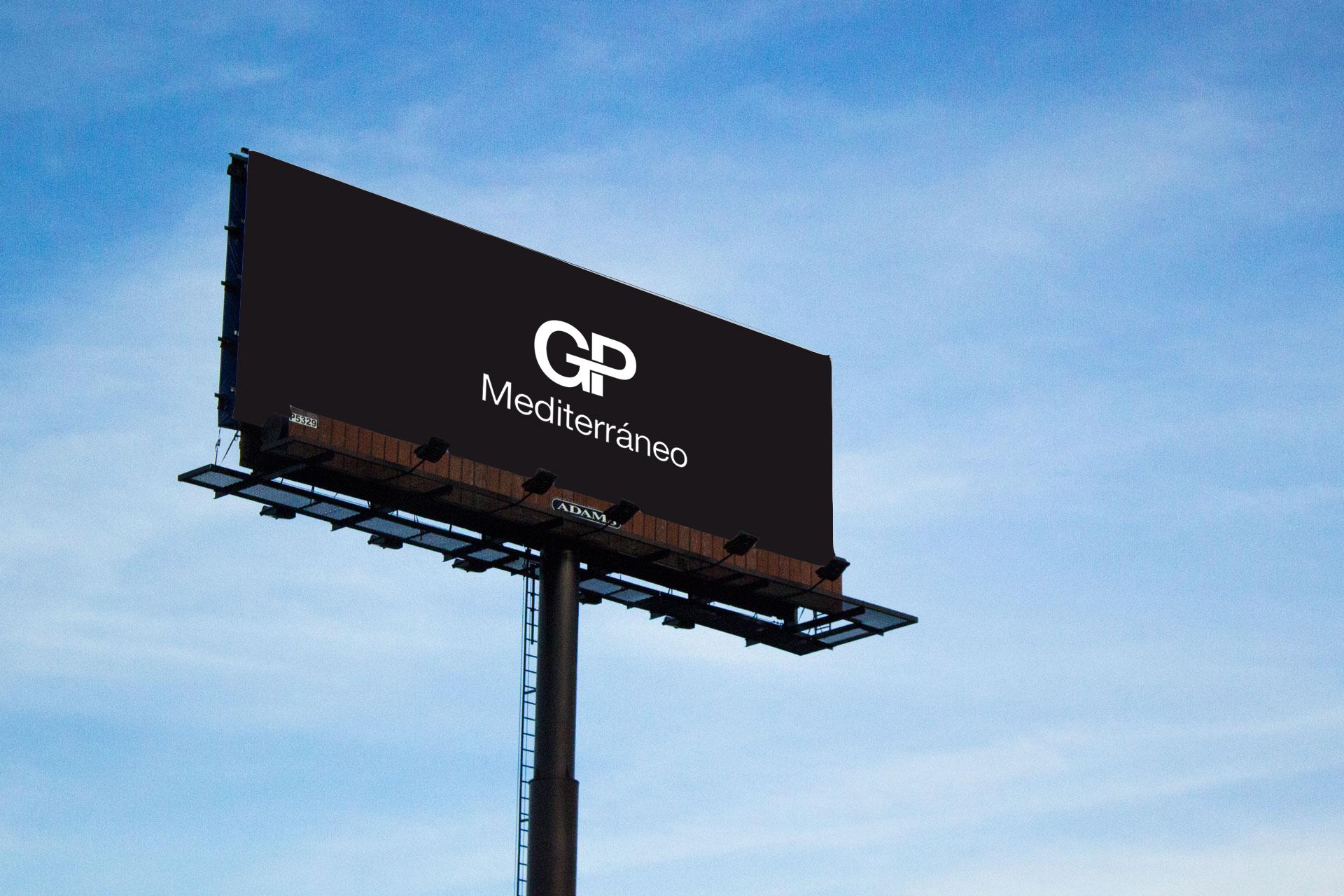 Monoposte Frontlight Valencia GP Mediterráneo