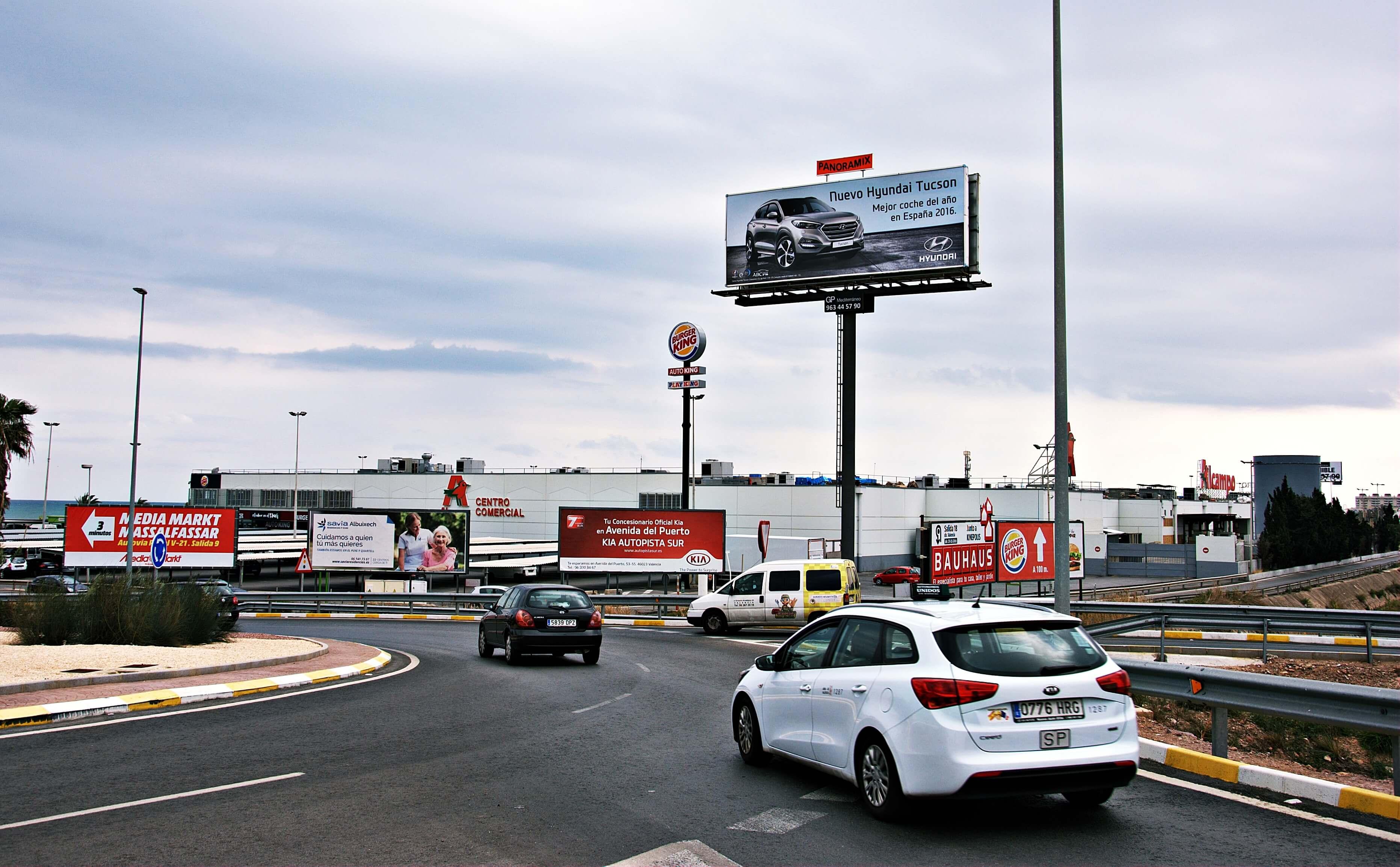 Monoposte Gp Mediterráneo Hyundai 2