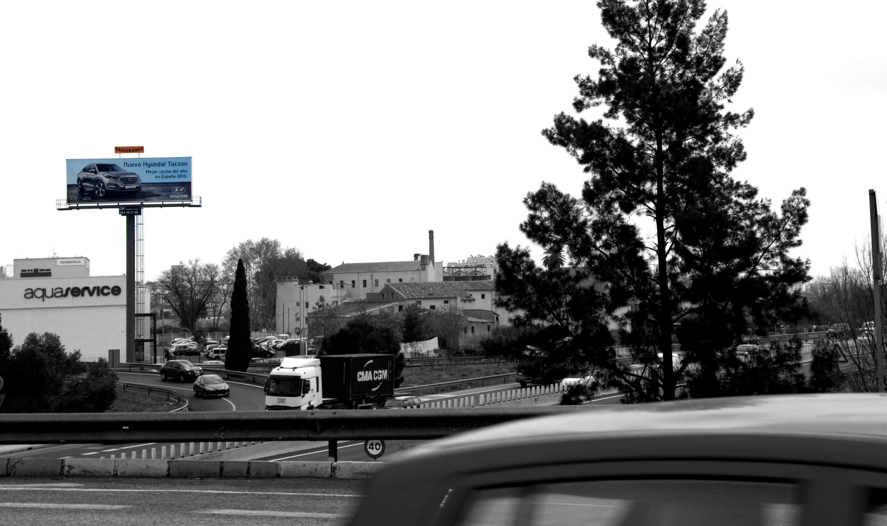 Monoposte Gp Mediterráneo Hyundai